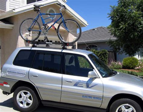 4 Bike Roof Rack by Bicycle Racks Toyota Rav 4