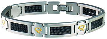 Sabona Mens' Q Link Bracelet at InTheHoleGolf.com