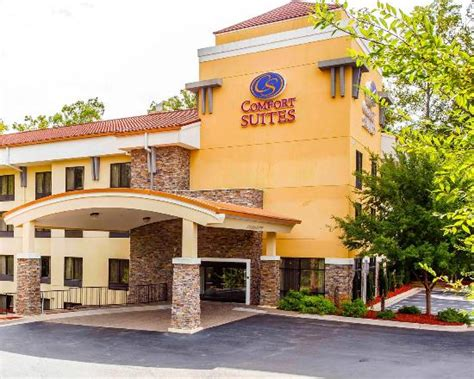 Hotel Picture Of Comfort Suites Atlanta Kennesaw