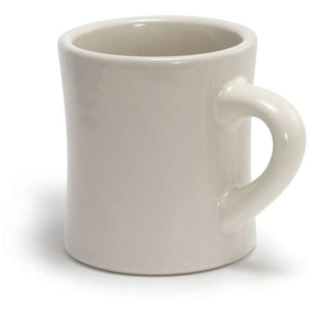 10 Oz Thick Ceramic Coffee Mugs - ceramic diner mug thick walled heavy duty ceramic