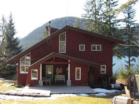 Alaska Waterfront Cabins For Sale alaska waterfront homes for sale 187 homes photo gallery