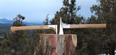 better axe buy a kindling axe and wilderness axe better safer