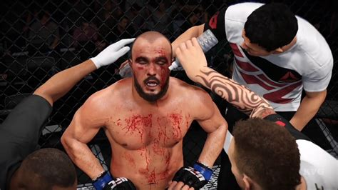 I Latifi Of by Ea Sports Ufc 2 Jan Blachowicz Vs Ilir Latifi Gameplay