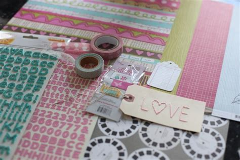 How To Make A Scrapbook With Paper - how do you make a scrapbook paper pretty paper true