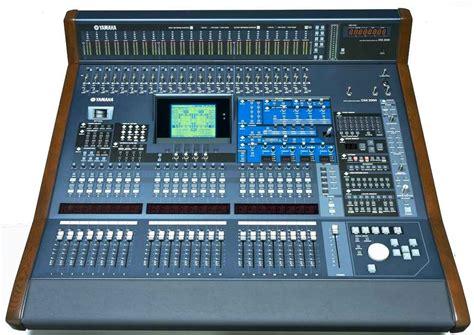 Mixer Yamaha Terbaru mixer yamaha dm2000vcm