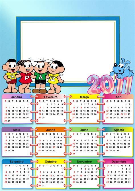 Calendario R Copiei E Deu Certo Lindos Calend 225 Rios De 2011
