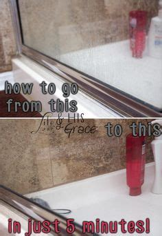 Wd40 On Glass Shower Doors 1000 Ideas About Cleaning Shower Doors On Lawn Mower Blades Soap Scum And Wd 40