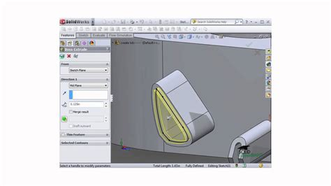 tutorial solidworks flow simulation 2011 solidworks flow simulation tutorial create lids manually