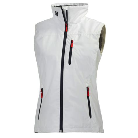 helly hansen womens crew vest