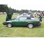 1977 Triumph TR7 Photos Informations Articles