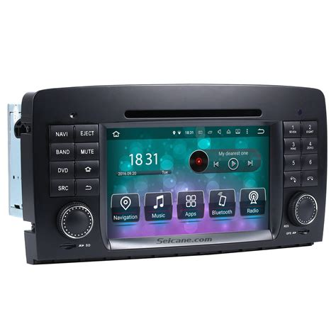 mercedes gps system dual android 5 1 1 gps navigation system for 2006