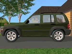 2002 Jeep Liberty Mods Mod The Sims 2002 Jeep Liberty
