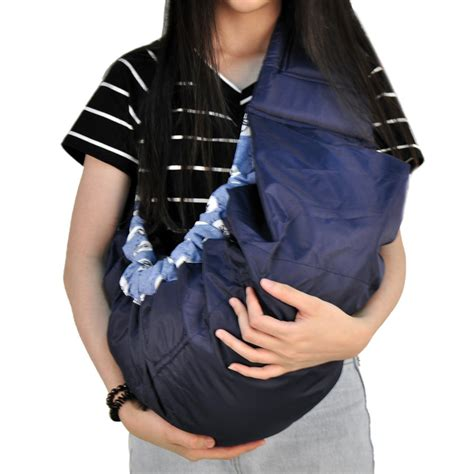 Gendongan Baby Carrier Side Quality Economic Baby Carrier Front Facing Organic Cotton