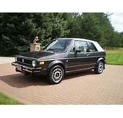 1987 Volkswagen Cabriolet Wolfsburg Edition With 28k Miles