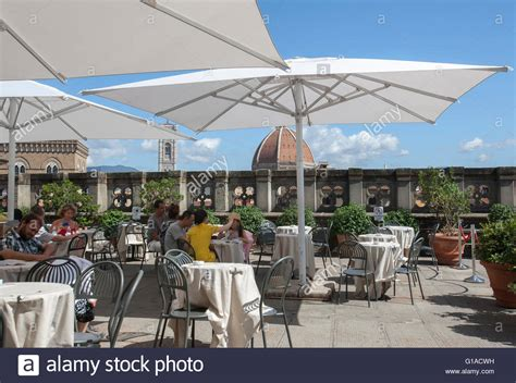 terrasse cafe roof terrace cafe restaurant in the uffizi gallery