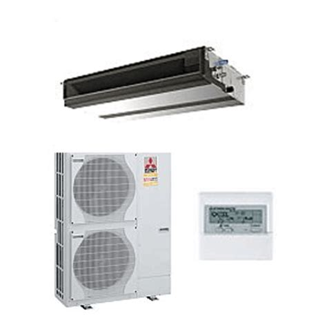 12 5kw mitsubishi electric ducted inverter changeover existing mitsubishi electric air conditioning pead rp125jaq ducted concealed inverter heat pump 12 5kw
