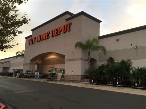 the home depot in vista ca whitepages