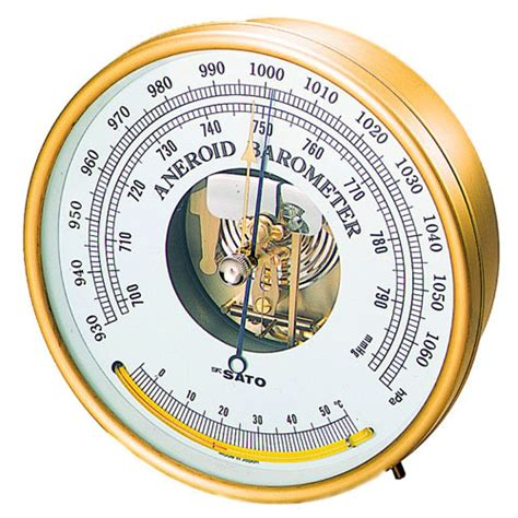 how to use the aneroid barometer i comparisons in the field ii experiments in the workshop iii upon the use of the aneroid barometer in iv recapitulation classic reprint books sksato aneroid barometer with glass thermometer
