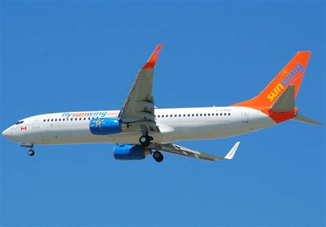 swing airlines sunwing moving to brand new terminal 3 in las vegas