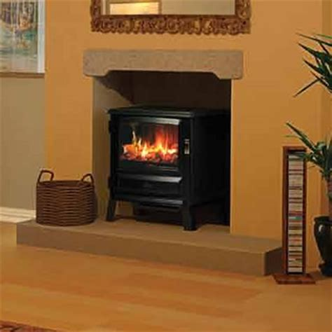Silent Fireplace Insert by Stoves Stoves