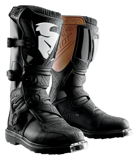 thor motocross boots thor blitz ce boots revzilla