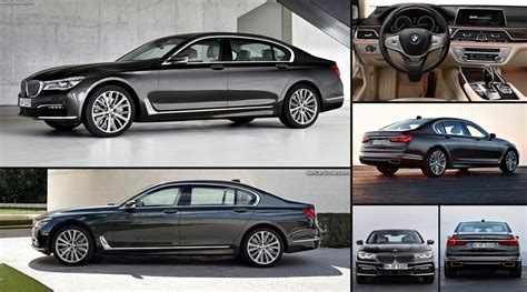 bmw 7 series length bmw 7 series 2016 pictures information specs