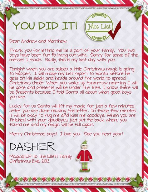 On The Shelf Welcome Back Letter by Best 25 Goodbye Letter Ideas On Goodbye