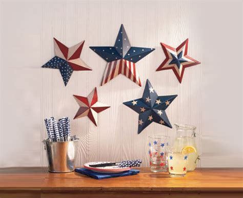 patriotic decor for home 10 best 4th of july 2016 indoor outdoor decorations set