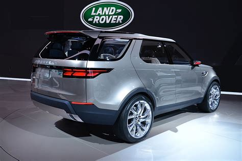 range rover concept 2017 2017 land rover discovery 5 release date price new
