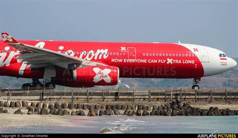 airasia ngurah rai pk xrc airasia x airbus a330 300 at denpasar ngurah rai