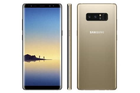 Harga Samsung Note 8 Maple Gold samsung galaxy note 8 hadir dengan bawaan jagat gadget