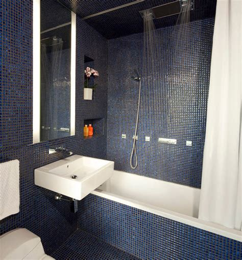 dark blue bathroom ideas dark blue bathroom tiles