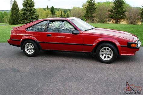 1985 Toyota Supra For Sale 1985 Toyota Supra Only 42 000 Mint Cond