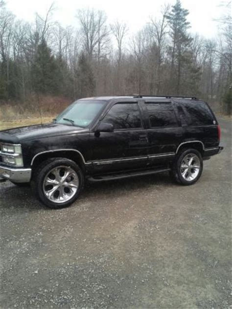 find used 1998 chevy tahoe warranty on new crate motor in