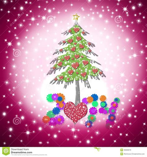 lovely child christmas greeting card 2014 stock