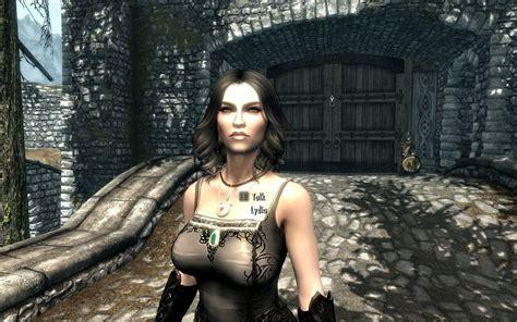 skyrim hot armor replacer all housecarl s sexy replacer cbbe 01 npc skyrim mod