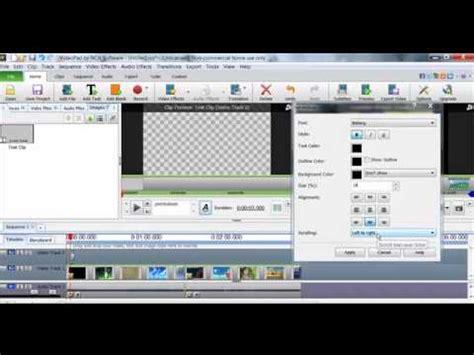 tutorial mengedit video dengan video pad cara mudah memotong menggabungkan dan mengedit video youtube