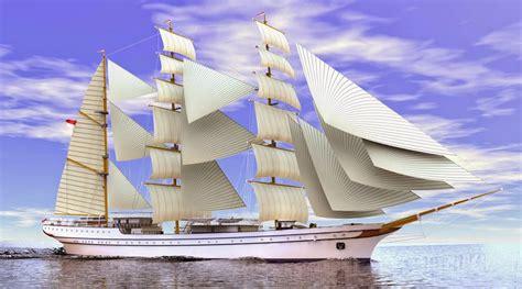 kapal layar tiang tinggi pengganti kri dewa ruci bernama