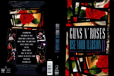 download guns n roses use your illusion 1 mp3 guns n roses use your illusion world tour ii dvd