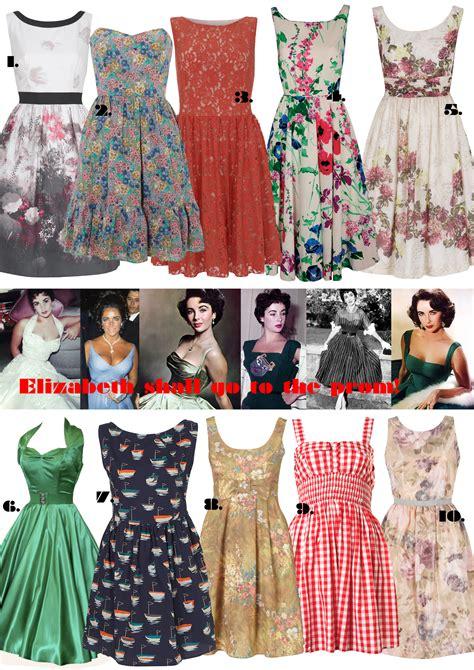 Fashion Elisabet friday fashion elizabeth prom style bombshells