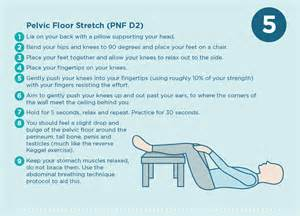 6 exercises to relieve pelvic the pelvic