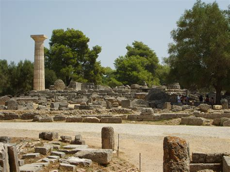 ancient olympic games wikipedia ancient olympia