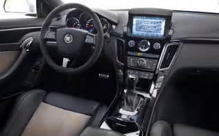 2011 Cadillac Cts Interior 2011 Cadillac Cts V Coupe Interior View Photo 6
