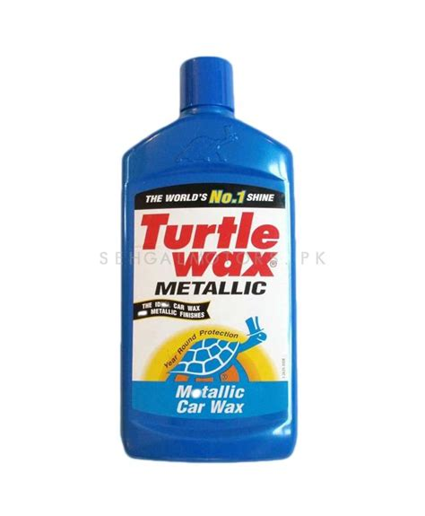 Turtle Metallic Car Wax by Buy Turtle Wax Metallic Car Wax 500ml In Pakistan
