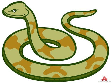 snake clipart venomous snake clipart clipground