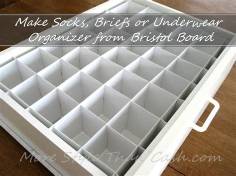 diy sock drawer diy drawer dividers diy ready