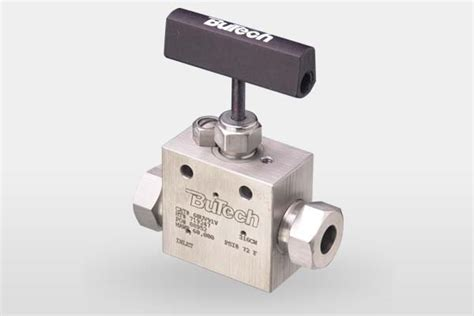 butech high pressure valves haskel