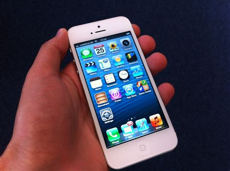 iphone 5 review apple iphone 5 review pictures it pro