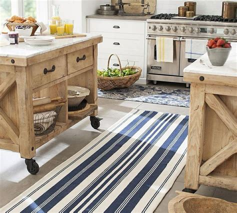 pottery barn kitchen ideas best pottery barn kitchen rugs randy gregory design