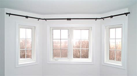 Bay Window Curtains Rods Drapery Installation Toronto Pictures Portfolio